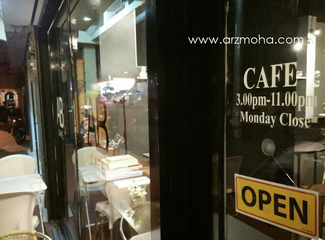 AB Cafe penang,