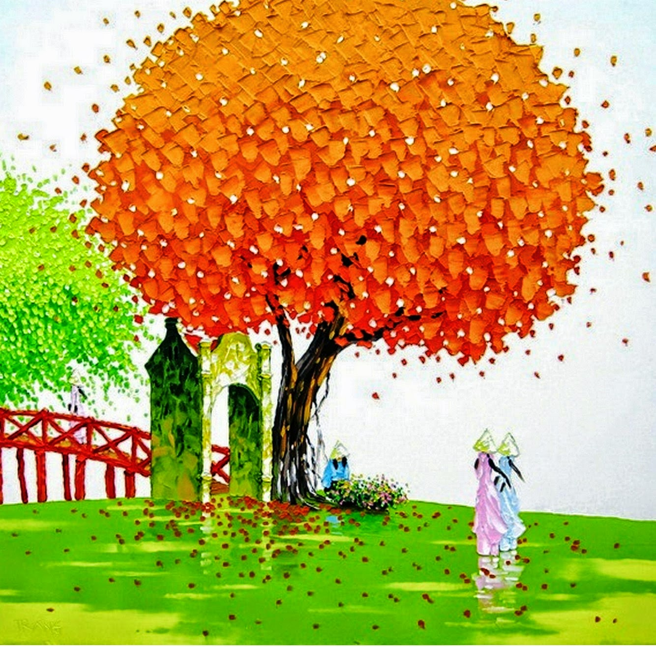 Pintura moderna y fotograf a art stica cuadros coloridos for Imagenes de cuadros abstractos con texturas