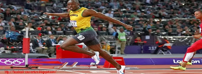 Couverture facebook usain bolt 3