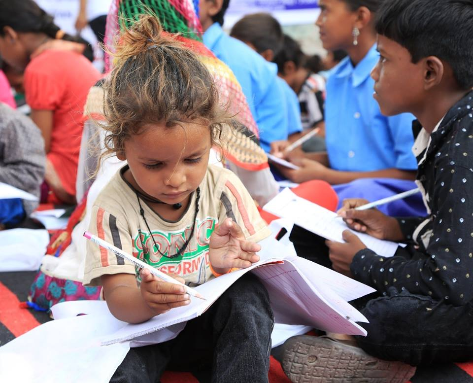 Vedanta Khushi - A Child Care Campaign