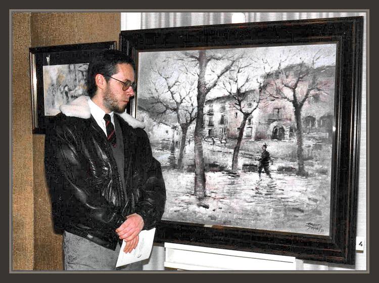MADRID-ARTE-EXPOSICION-PINTURA-GALERIAS-MAYTE MUÑOZ-PINTOR-ERNEST DESCALS