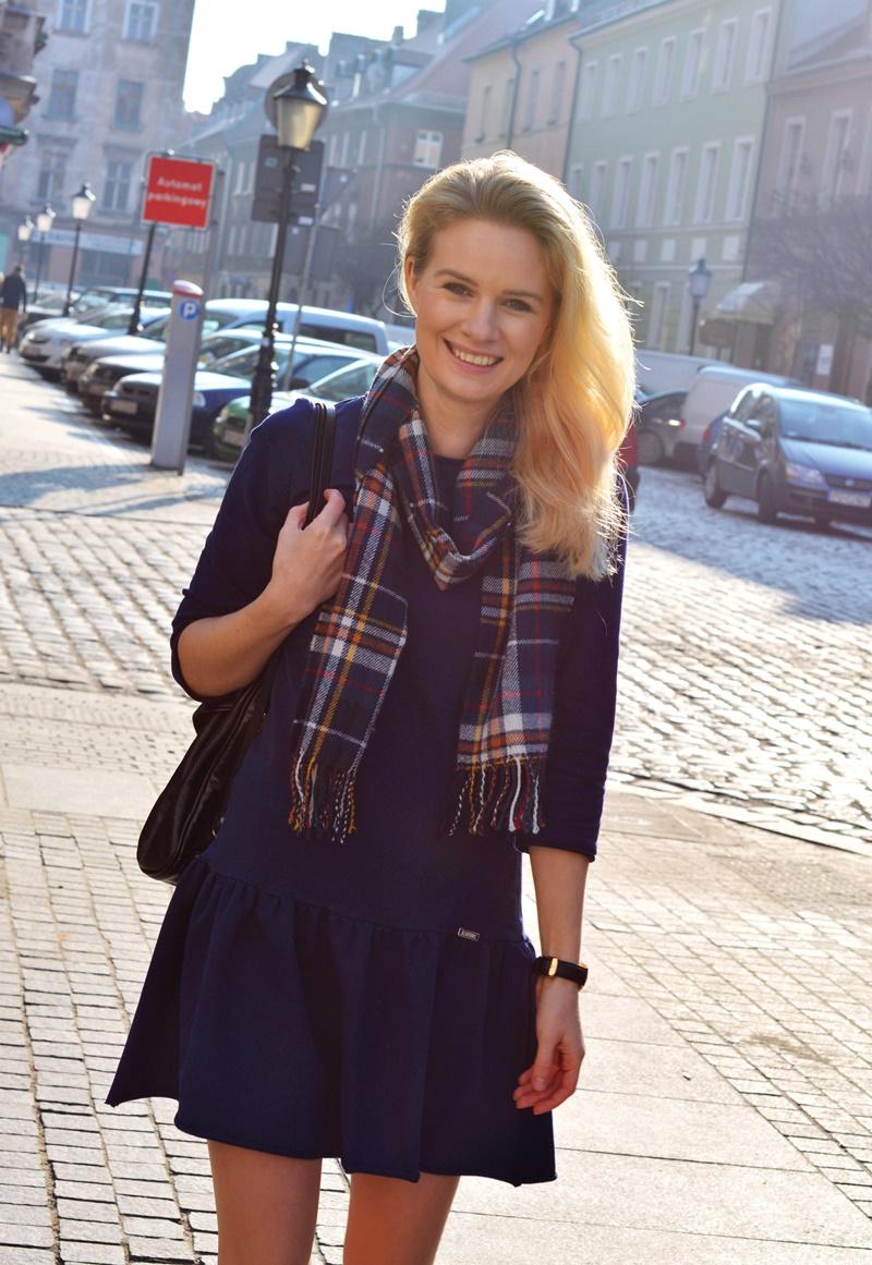 granatowa, wiosna, modna, sportowa, niebieski, blogerka, blog