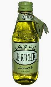 le riche olive oil