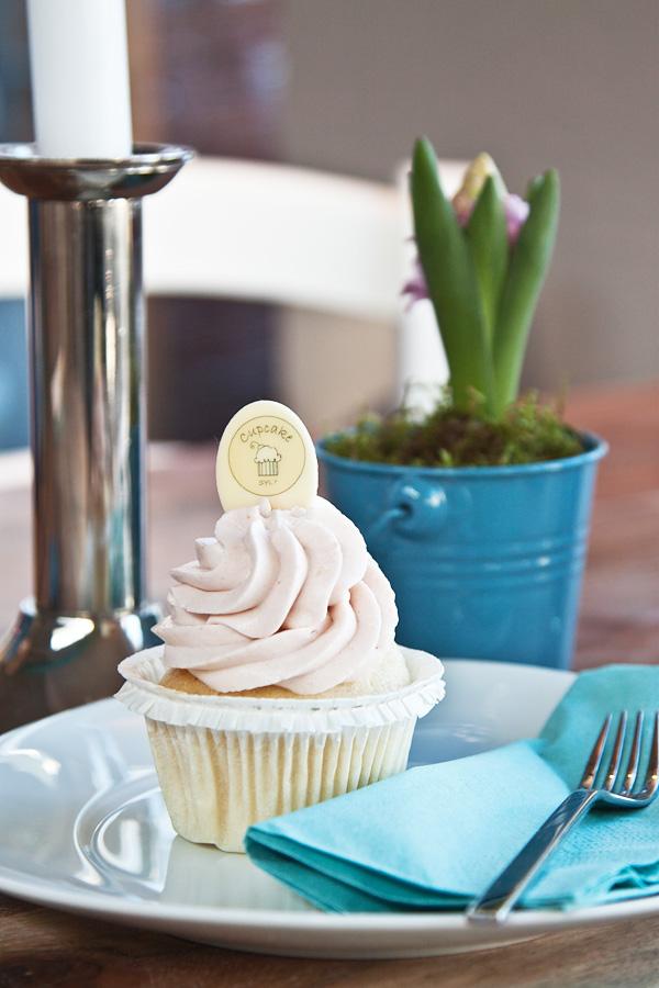 Sylter Stadtgeflüster Cupcake Sylt