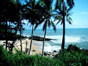 Klong kong beach