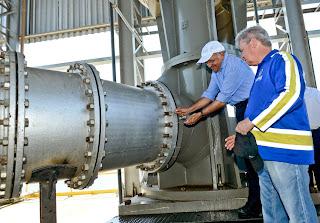 Estação de captação de água do Proama volta a operar e abastecimento retorna a partir desta quarta-feira