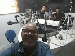 PROGRAMA FALANDO DE ESPORTES NA RÁDIO CIDADE FM DE JEQUIÉ 104,9 FM