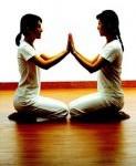partner yoga teacher training workshop