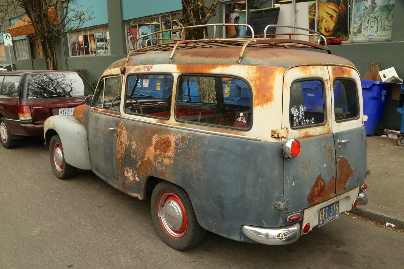 1957 Volvo 445