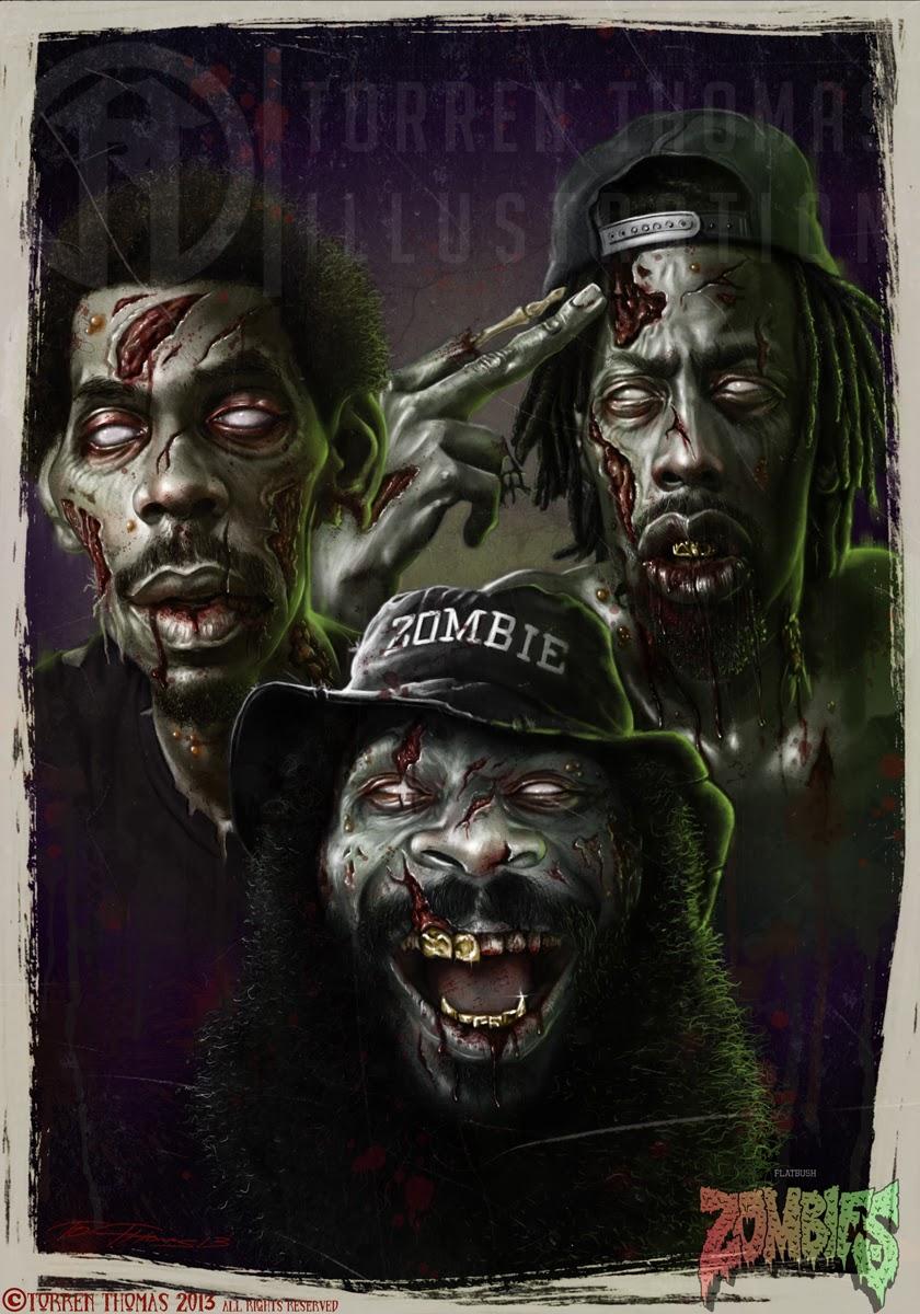 Flatbush Zombies Quote...