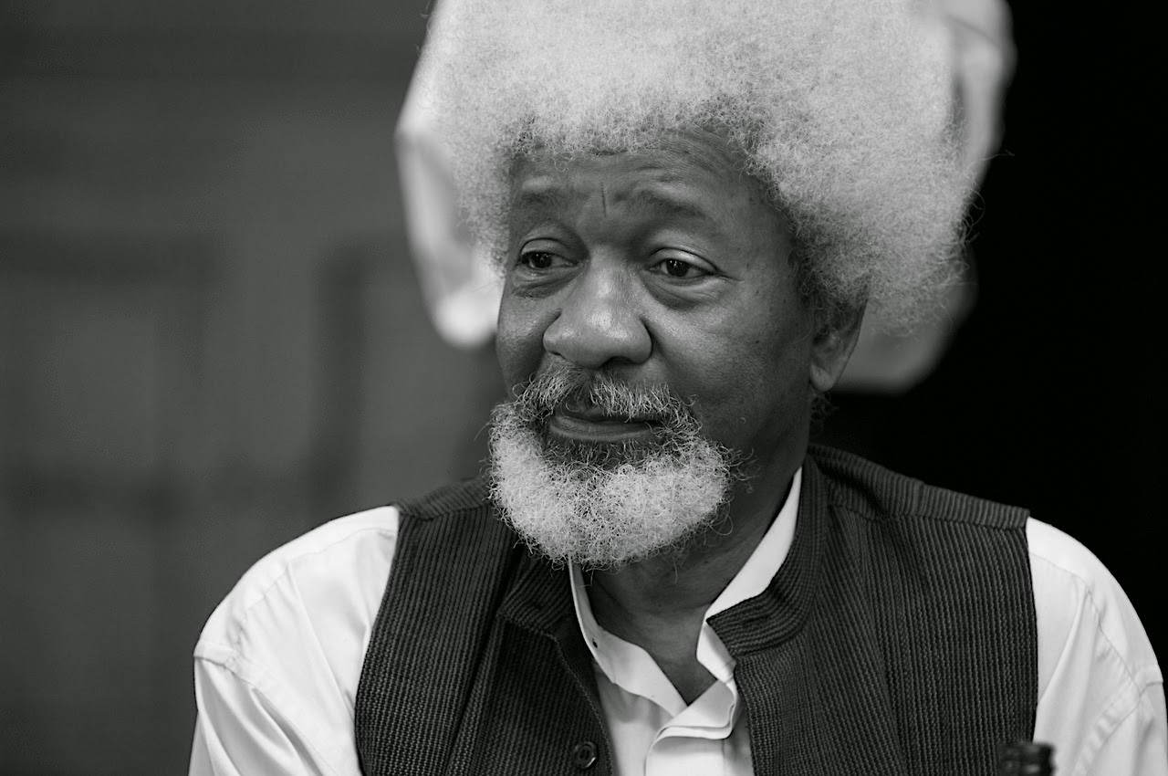 Happy Birthday, Nigeria's literary icon Wole Soyinka