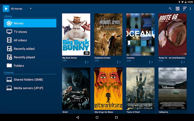 Archos Video Player v9.3.72 Paid Apk Latest Version For Android