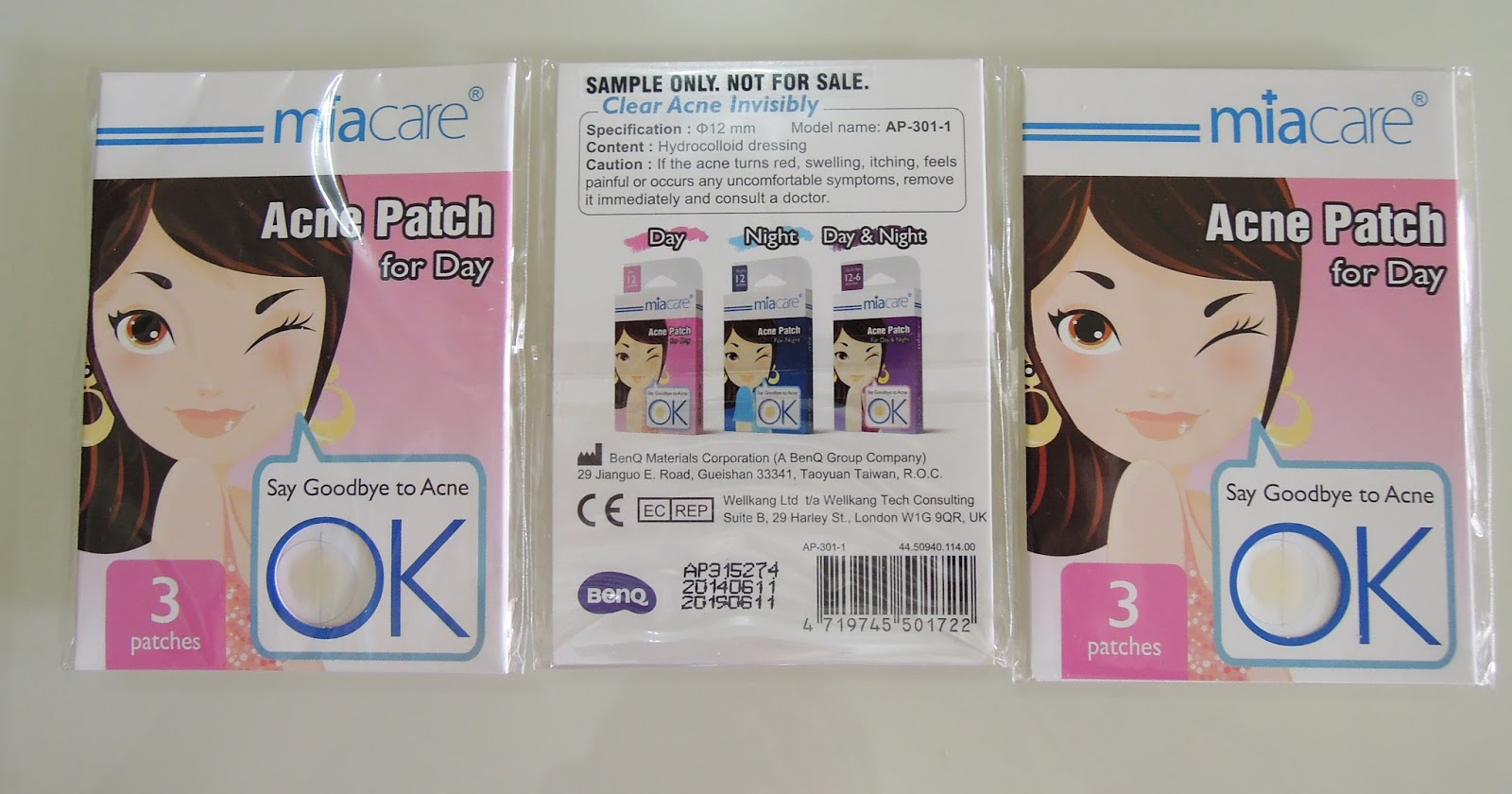 Image result for Acne Patch For Day