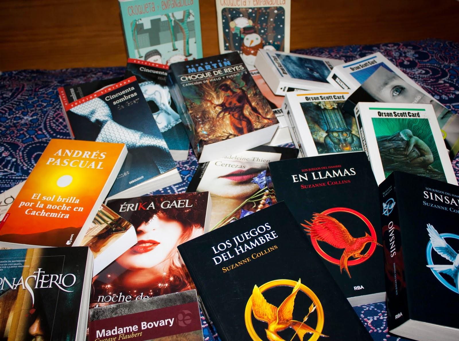 Libros 2014 leer lectura