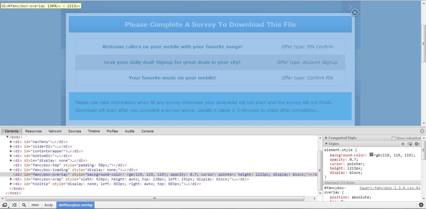 survey bypass software free download