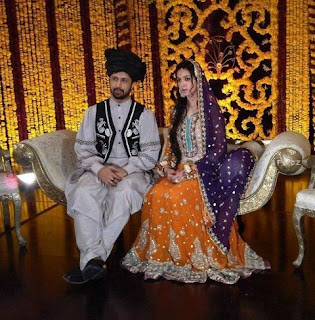 atif aslam and sara bharwana shadi pictures wedding pictures 27 march 2013