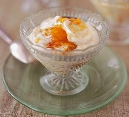 yogurt aprikot