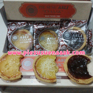 Jual Pie Susu Asli Enak Di Bandung