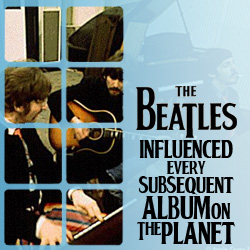 The 10 Coolest Things The Beatles Ever Did: 01. The Beatles Influenced Every Subsequent Album On The Planet