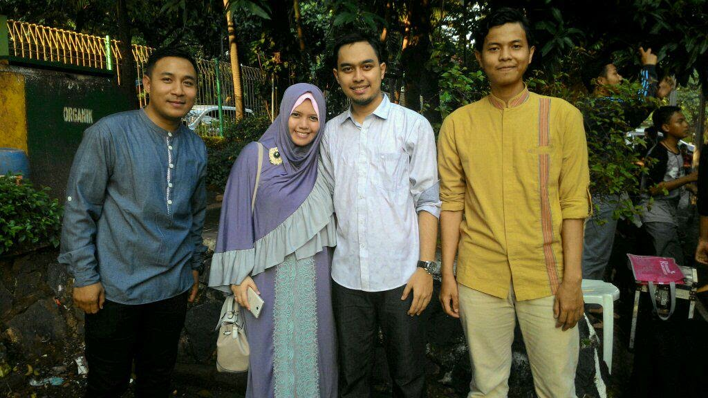 edvan m kautsar, motivator muda, motivator indonesia, istri edvan m kautsar, pembicara nasional