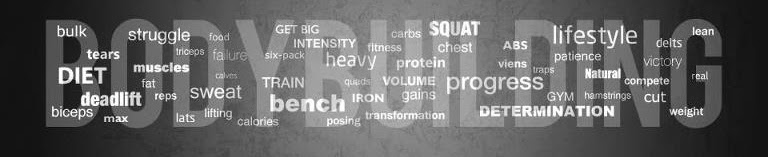 bodybuilding is a lifestyle