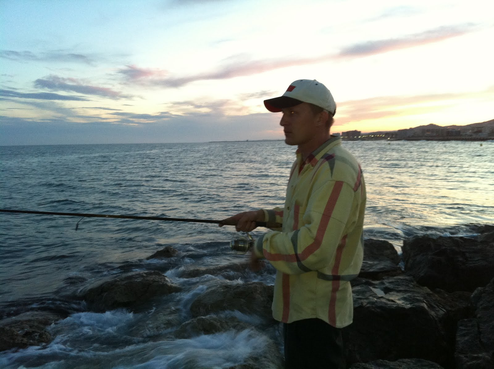 особенности рыбалки с берега
