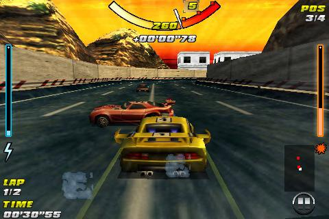 Raging Thunder - Jogo gratuito de corrida para Android