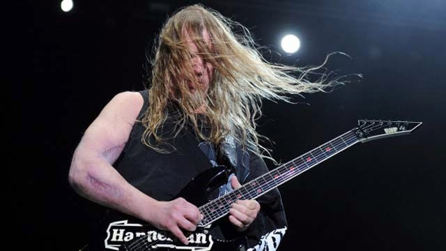 Cause of Death Jeff Hanneman Slayer Guitarist