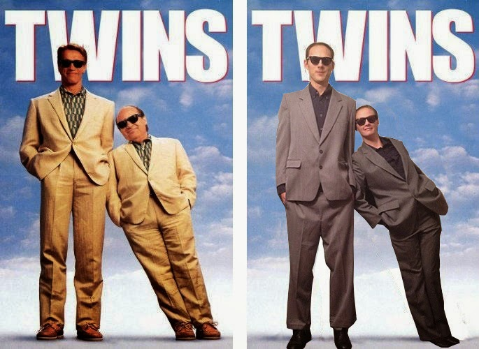Halloween Costume for Tall Couples: Twins