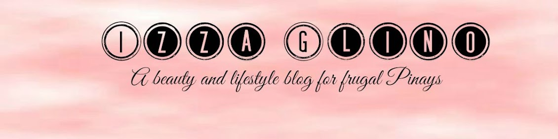IzzaGlino | Pinay Beauty and Lifestyle Blog
