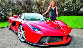 Foto dan Gambar Mobil Sport Ferrari LaFerrari_6