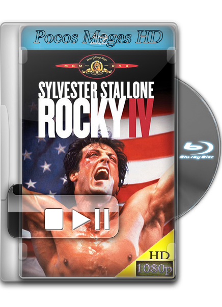 Rocky IV [BrRip 1080p] [Audio Dual] [Latino/Ingles] [5.1] [Año 1985]
