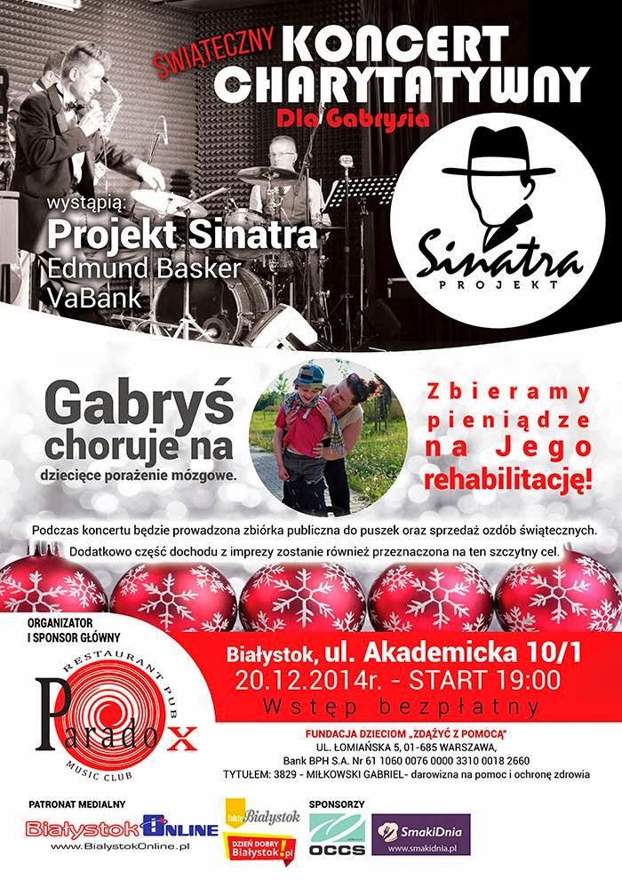 Koncert dla Gabrysia