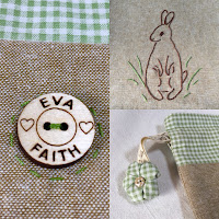 EVA FAITH on ETSY