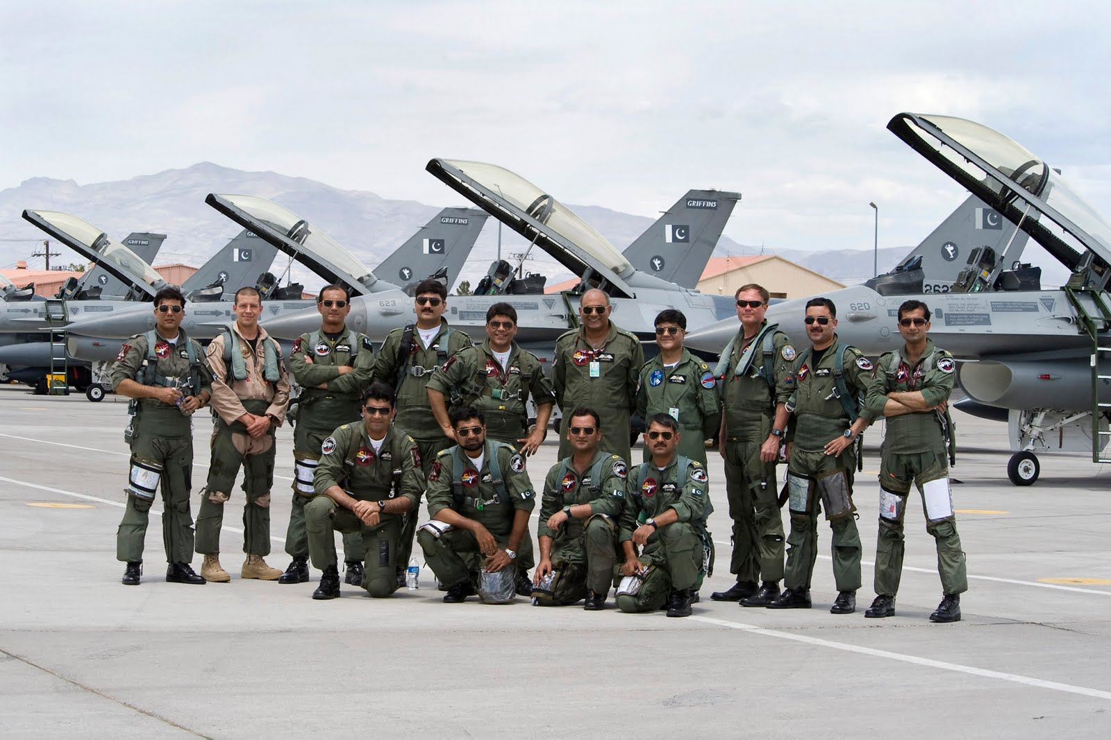 paff16 - Pakistan Air Force