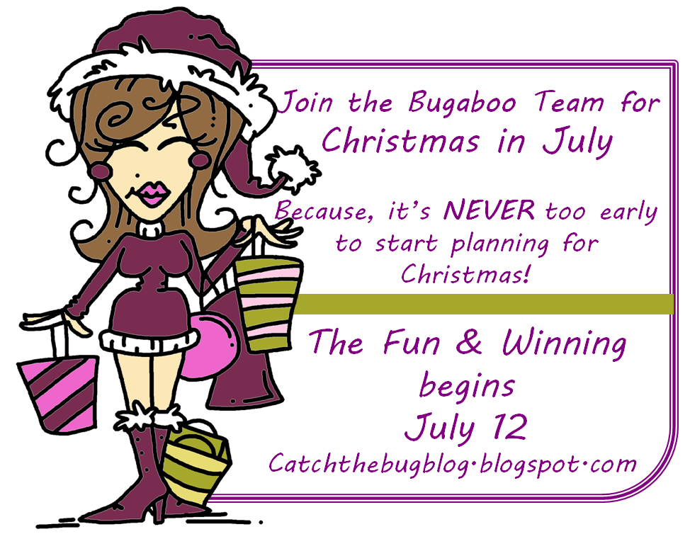 Christmas in July @ Bugaboo