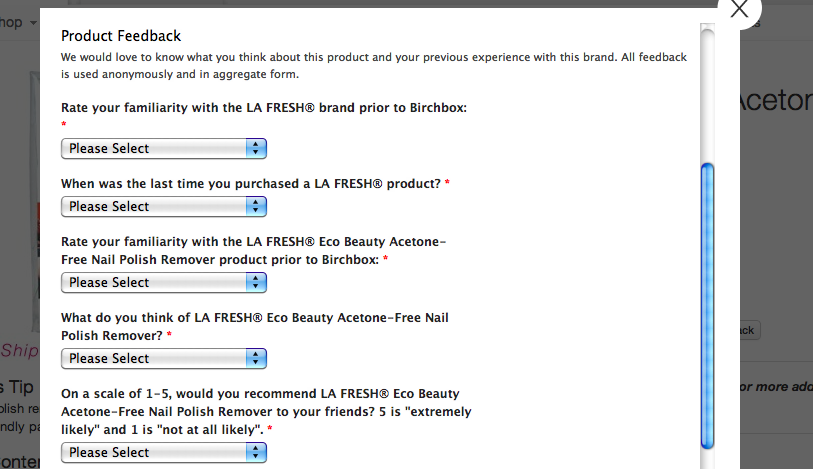 How To Earn Free Full Sized Products From Birchbox
