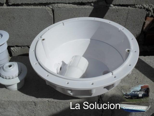 Lasolucion piscinas chorros hidrojet y luced led for Construccion de piscinas en uruguay