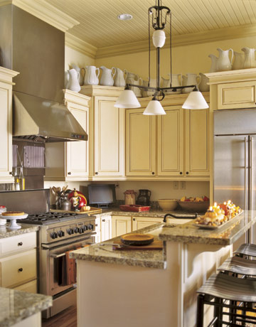 Off White Kitchen Cabinet Ideas