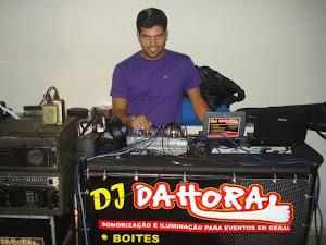 DJ.DAHORA O CONTAGIANTE DO SOM