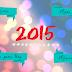 Finalmente 2015 + novidades no blog
