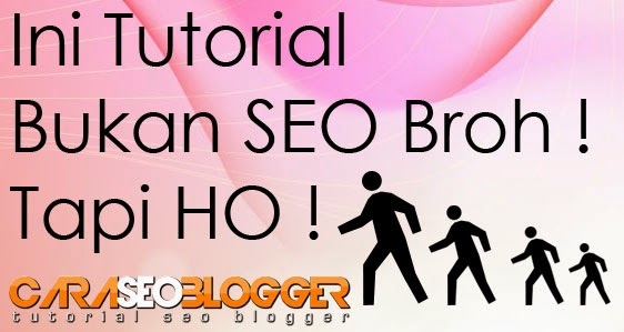 Cara SEO Blogger - Featured Image 2