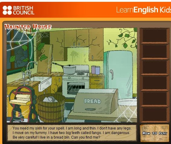 http://learnenglishkids.britishcouncil.org/es/fun-games/haunted-house-level-2