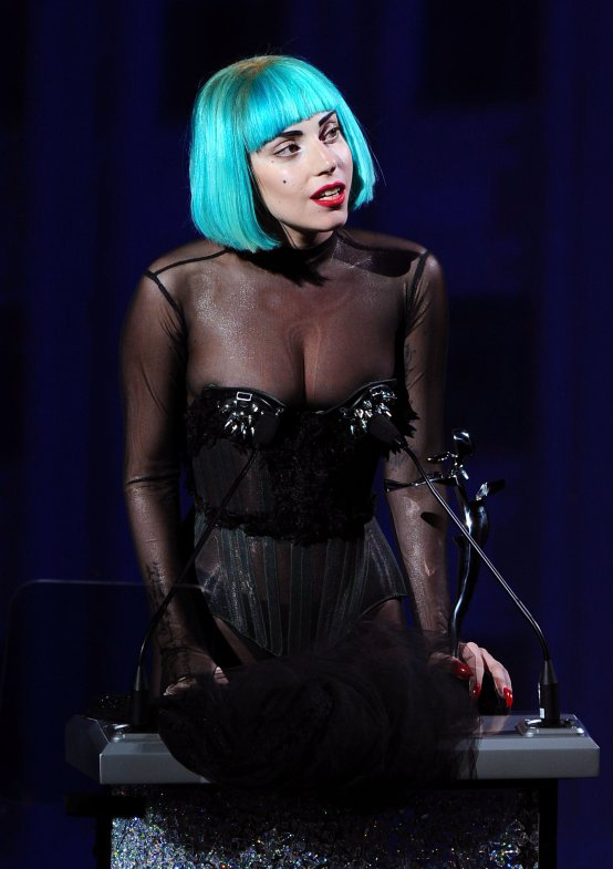 Lady Gaga Ugly