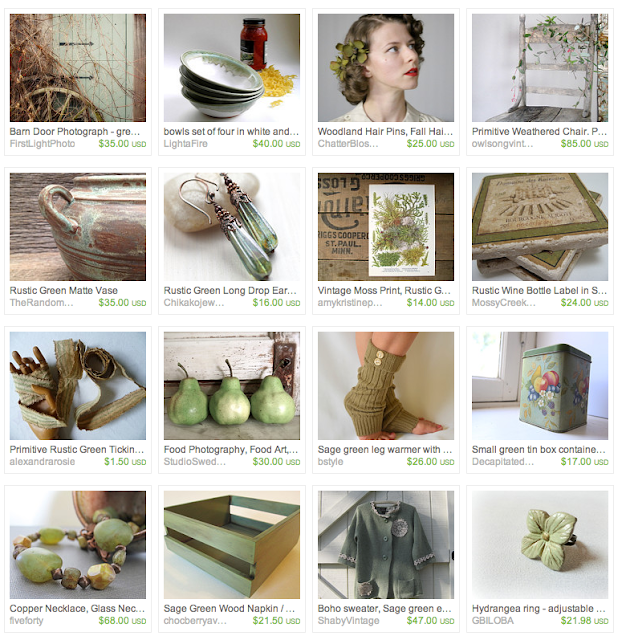 Country Kitchen Gift Guide on Etsy #gifts #country #kitchen #vintage