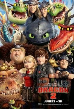 Como entrenar a tu dragon (2014) Online HD