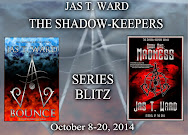 Jas T. Ward's Shadow-Keepers Series Blitz & Giveaway