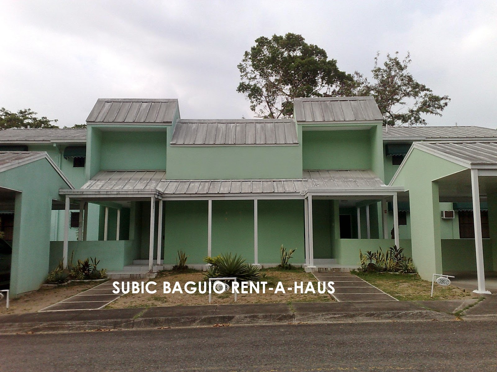 3 Bedroom Subic House For Daily Rent In Subic Bay