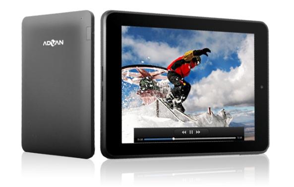 Daftar Harga Tablet Advan Lengkap Maret 2013