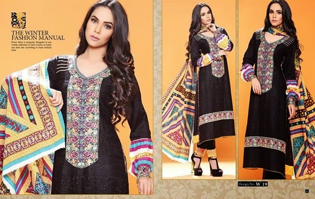 Shaista - Eid Ul Azha Collection 2014